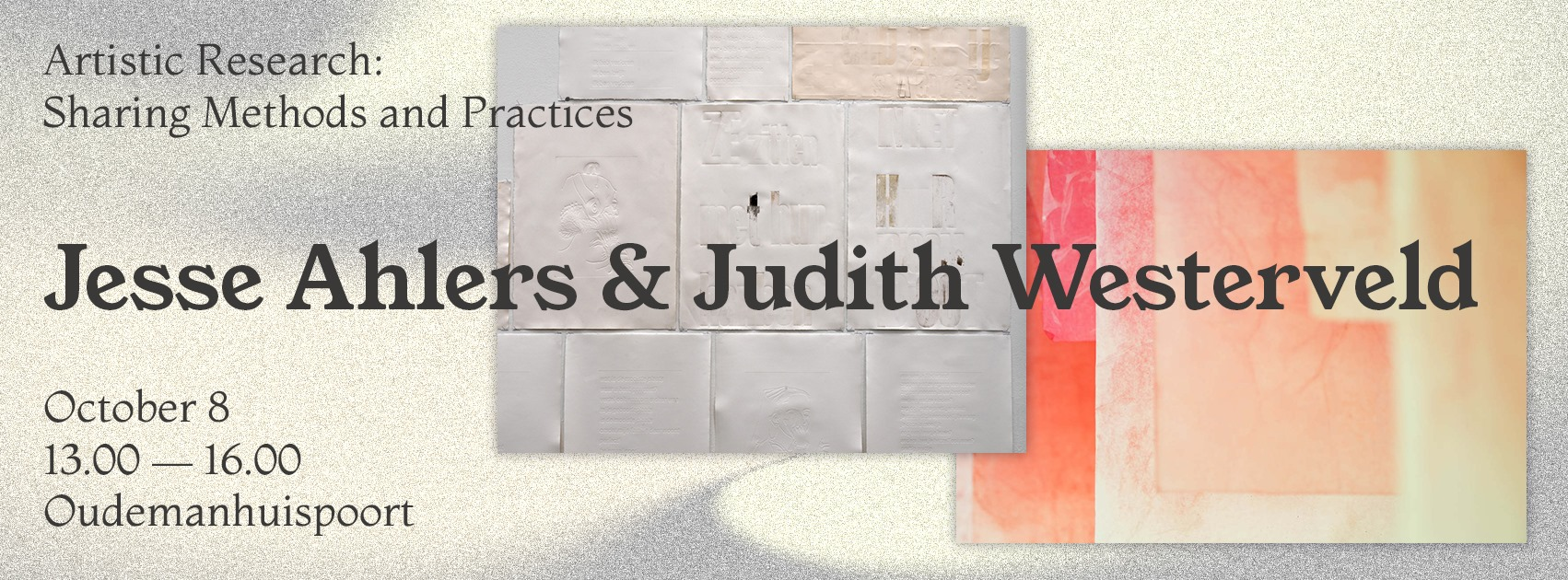 ARRG: Jesse Ahlers and Judith Westerveld