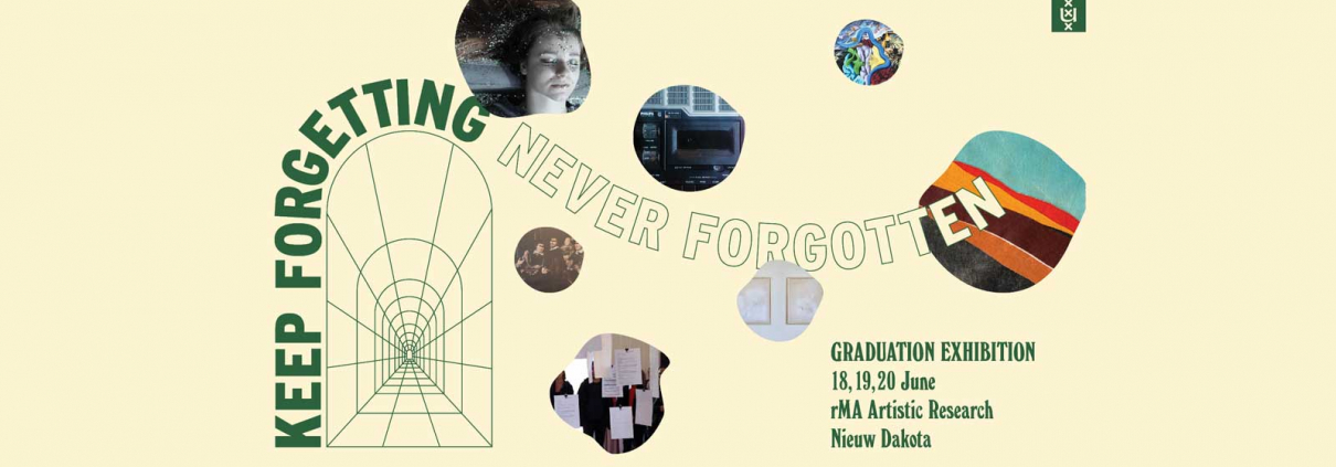 Keep Forgetting, Never Forgotten