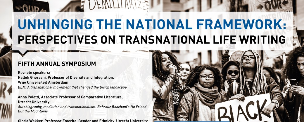 Unhinging the National Framework: Platform for the Study of Transnational Life Writing