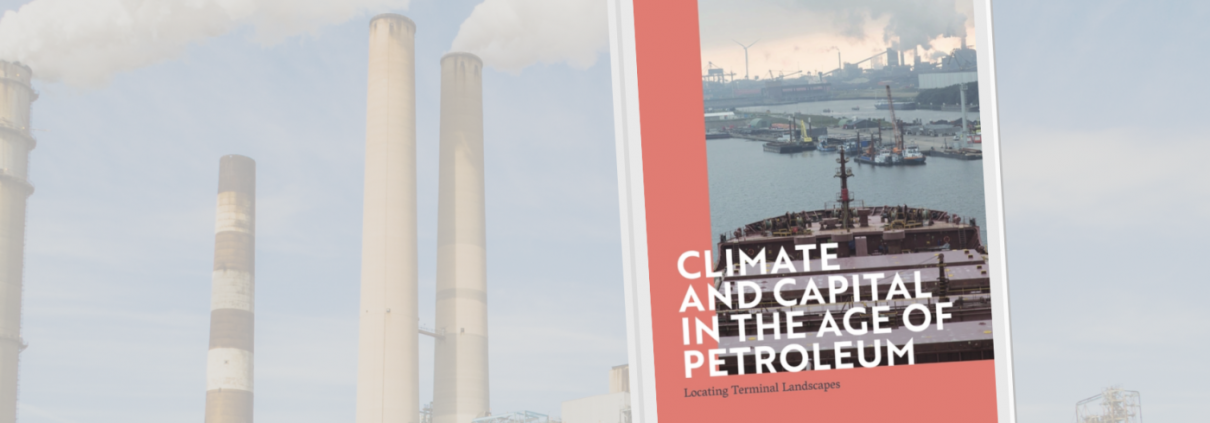 Jeff Diamanti on Climate and Capital in the Age of Petroleum